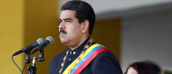 'Maduro Is A Dictator' — Venezuelan President Sanctioned Over Illegitimate Election