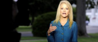 Conway Says They Didn't Need Russia For Damaging Info On Clinton