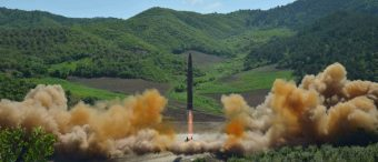 Kim Jong Un Claims Successful Test Of A North Korean ICBM That Can Strike The US