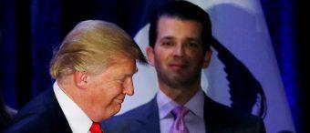 'THAT'S POLITICS'--President Trump Is Back On Twitter Defending Don Jr. Meeting