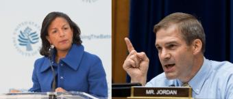 Susan Rice Postponed Her Testimony-- Rep. Jim Jordan Wonders What She's Hiding