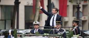 Neo-Nazi Sympathizer Arrested For Plans To Assassinate French President