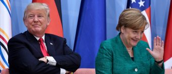 Trump's EPA Chief Calls Merkel A Hypocrite On Global Warming