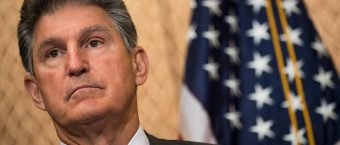 Manchin: 'I Don't Give A Sh*t' About Reelection