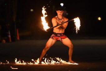 Guam fire dance Getty Images/Matt Roberts for GUAM VISITORS BUREAU