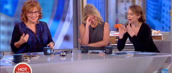 Things Get Heated On 'The View' Over Texas Law Allowing Students To Carry Guns [VIDEO]