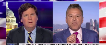 'This Is America, Man!'--Tucker Gives Passionate Defense Of Free Speech Against Civil Rights Attorney