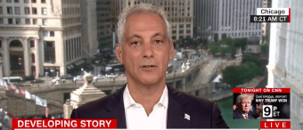 Mayor Of Chicago--Home To Over 400 Murders--Thinks Sanctuary Cities Key To Public Safety