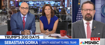 Sebastian Gorka Schools MSNBC: Radical Islam Is 'Evil And Has To Be Destroyed' [VIDEO]