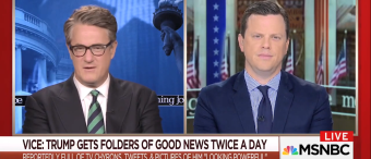 Scarborough Calls Out Trump For Reading Conservative News, Calls Him 'Sick'