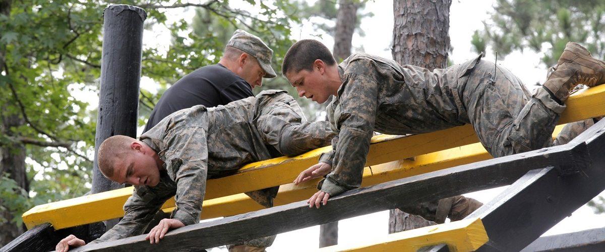 Recruits Fort New Benning