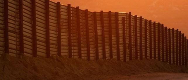 USA Mexico border wall Getty Images David McNew GOOD