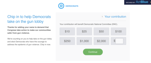screenshot/my.democrats.org