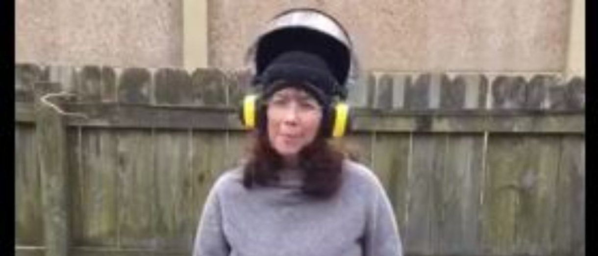 Democratic candidate in Virginia botches gun protest Facebook/screenshot