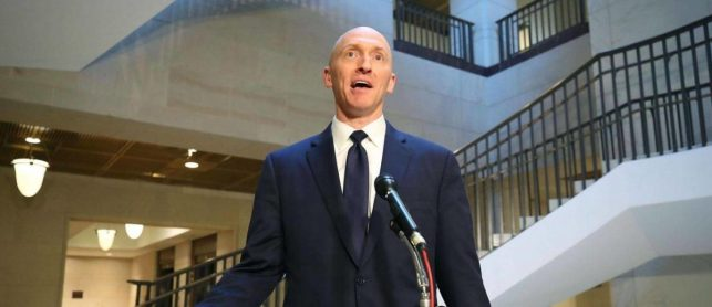 DOJ Releases Carter Page FISA Applications