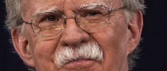 Bolton Teams Up With Kelly To Quash White House Leaks