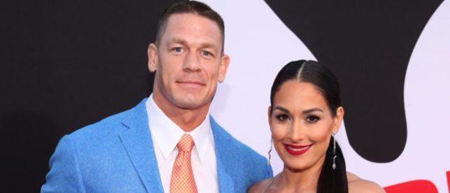 John Cena Nikki Bella e