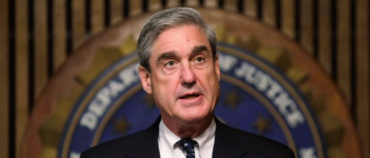 Robert Mueller Getty Images/Alex Wong
