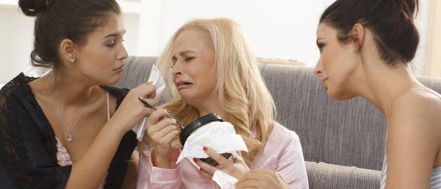 Girl Crying e