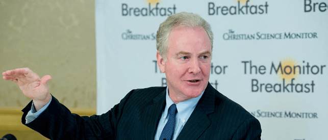 Sen. Van Hollen: Democrats Will Receive Support From Anyone For Midterms, Including Bill And Hillary Clinton