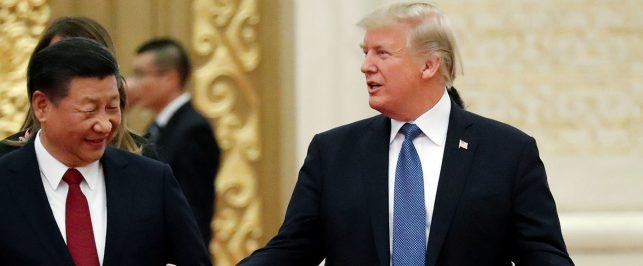 Trump Xi e