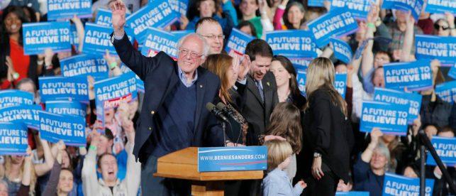 Bernie Sanders Still Won't Endorse His Own Son