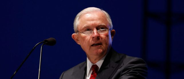 Sessions Says Illegal Immigrants With Children Aren't Seeking Asylum