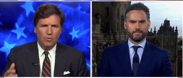 Tucker's Burning Question To Univision Anchor: 'If Poor Central Americans Make Your Country Better, Why Hasn't It Made Tijuana Better?'