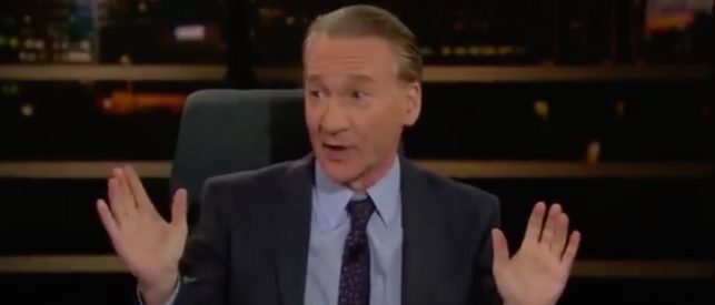 Bill Maher Is Fine With Another Recession If It Gets Rid Of President Trump