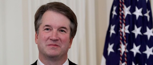 Maybe Brett Kavanaugh Can Save Conservative Supreme Court Justices From Their Judicial Activism
