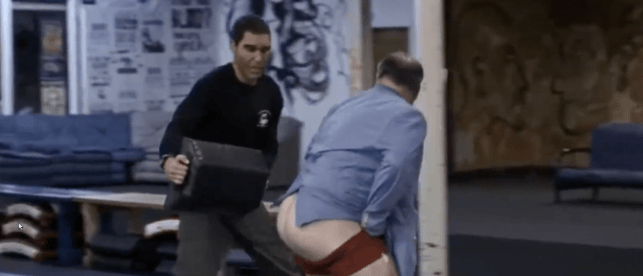 Georgia State Rep. Screams N-Word, Shows Bare Butt To Fight Terrorism On Baron Cohen's Newest Episode