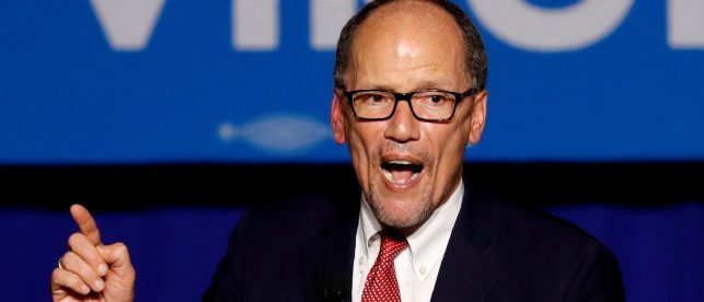 Tom Perez's Russia Comments Have People Flashing Back To Mitt Romney 2012