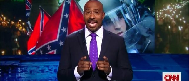 Van Jones Claims There's No Difference Between Hateful Nazi Rhetoric And Conservative Media