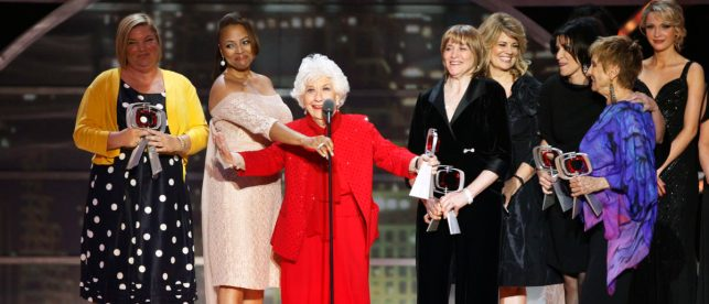 'The Facts Of Life' Star And Emmy Nominated Actress Charlotte Rae Dead At 92
