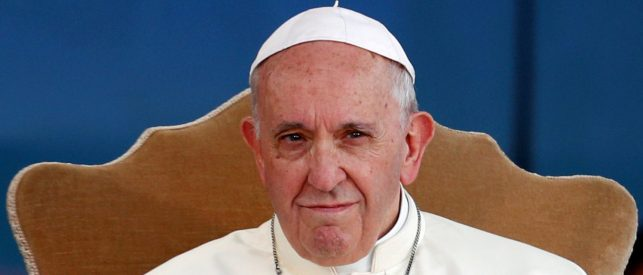 Pope Addresses Sex Abuse Scandals, Urges Laypeople To Help Uproot Culture Of Cover-Ups
