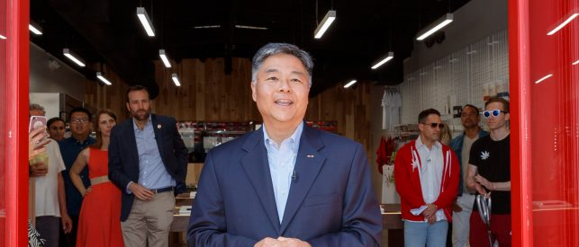 Rep. Ted Lieu Wants Nikki Haley And Deputy Investigated Over Debunked Claims Of Her Spending