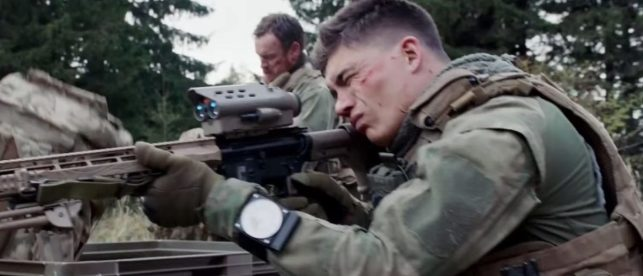 The Upcoming War Movie Everybody Is Talking About Looks Incredible [VIDEO]
