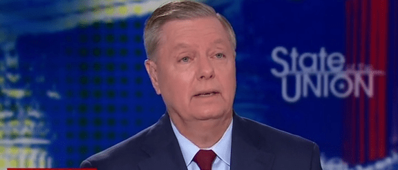 Lindsey Graham Explains Why Ivanka And Jared Were Invited To McCain Funeral