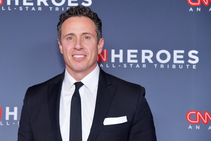 NEW YORK, NY - DECEMBER 09: Chris Cuomo attends the 12th Annual CNN Heroes: An All-Star Tribute at American Museum of Natural History on December 9, 2018 in New York City. (Photo by Michael Loccisano/Getty Images for CNN )