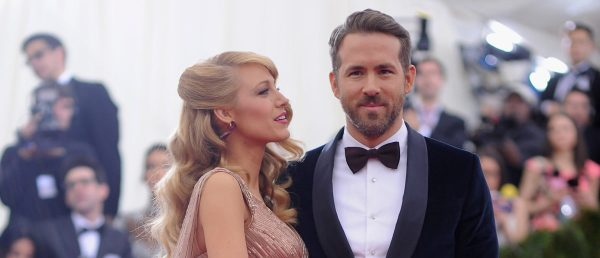 Blake Lively And Ryan Reynolds Confirm Third Child