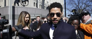 Chicago Police Release Footage Showing Noose Around Jussie Smollett's Neck From Night Of Alleged Hate Crime Attack