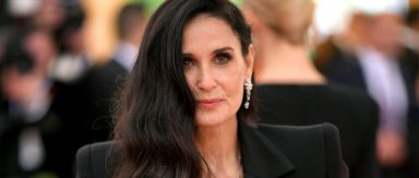 Demi Moore Opens Up About Being Raped At Age 15