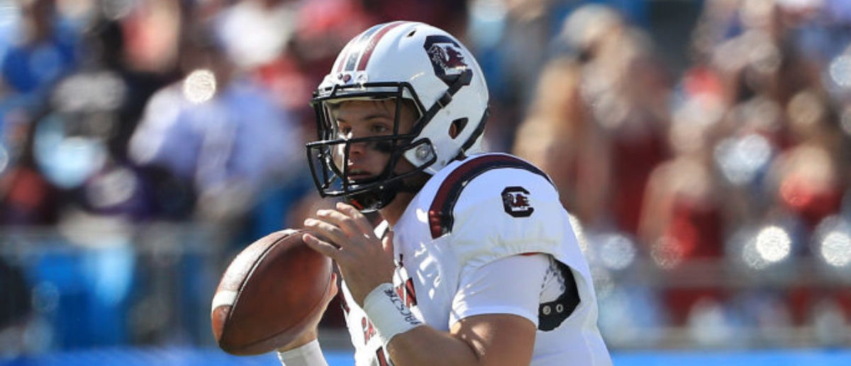 REPORT: South Carolina Quarterback Jake Bentley Out Several