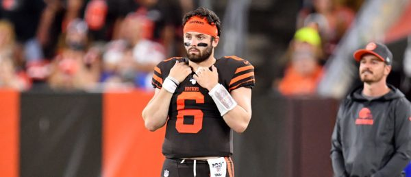 Cleveland Browns Lose To The Rams After Baker Mayfield Throws Game-Ending Interception