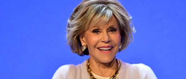 Jane Fonda Arrested In Washington D.C. While Protesting