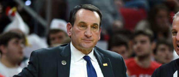 Mike Krzyzewski Rips Duke After Loss To North Carolina State, Says The Team Isn