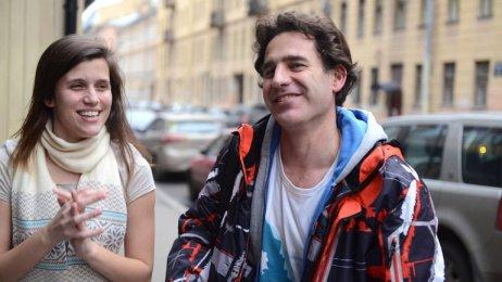 Camila Speziale y Hernán Pérez Orsi se reencuentran tras ser liberados