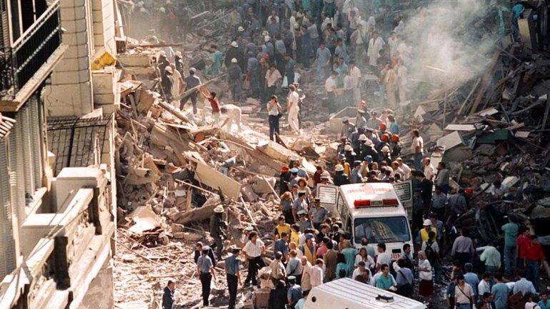 El ataque a la embajada provocó 22 muertes.
