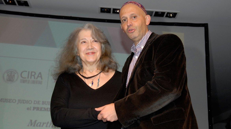 Martha Argerich es una de las más grandes pianistas de la historia y recibió los premios más importantes de la música