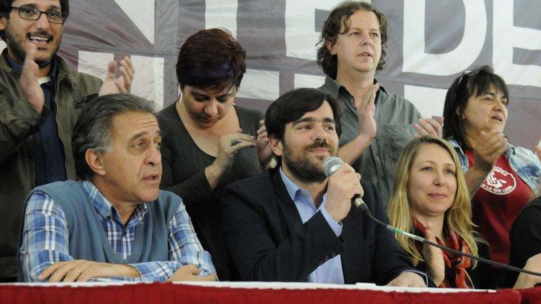Nicolás del Caño llamó a votar en blanco en el ballotage